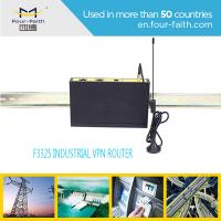 Buy cheap F3325 Industrial router edge router support vpn for hydrology industrial router from wholesalers