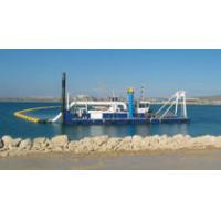 river/sea/lake small sand dredger with dredging depth 25 m