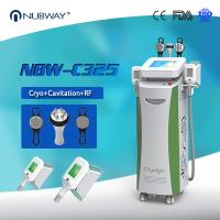 Buy cheap cryolipolysis slimming machine cool body sculpting Cryolipolysis Slimming Machine from wholesalers