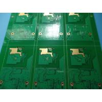 Buy cheap 1 Oz 4 Layer Blind Via PCB FR4 1.6mm Module PCB Green Plated Through Hole from wholesalers
