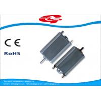 Buy cheap Auto Door Lock Flat Type Permanent Magnet DC Motor , Brushed Electric Motor F180 from wholesalers