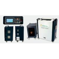 Buy cheap High Frequency Induction Heating Machine 100KW Full Digital Control DSP FPGA from wholesalers