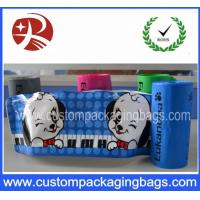 Buy cheap Customized Logo Printed Safety Food Grade Plastic Ziplock Bag For Pet Food from wholesalers