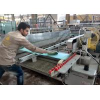 Buy cheap 2000 mm Straight Line Glass Double Edging Machine For Flat Tempered Glass from wholesalers