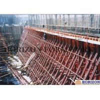 Buy cheap Single side formwork for retaining wall from wholesalers