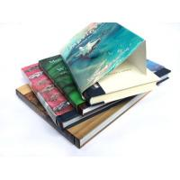 Buy cheap Custom CIS or C2S glossy art paper, matte paper, Hardcover Book Printers Service from wholesalers