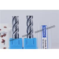 Buy cheap Cnc Engraving Machine Cnc Cutting Tools , Solid Carbide Drills Lathe Cutting Tools from wholesalers