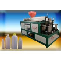 Buy cheap Automatic Hydraulic Extrusion Hdpe Blow Molding Machine For Plastic Pp Pe Washing Bottle from wholesalers