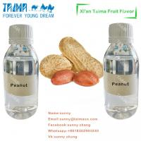 Buy cheap Xi'an Taima Hot selling USP grade high concentrate Peanut Flavour liquid for Vape from wholesalers