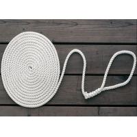 Buy cheap 1/2 X 50' Halyard sail line anchor rope polyester double braid from China from wholesalers