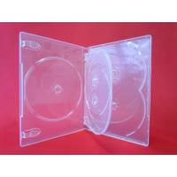 Buy cheap 14mm super clear 5-dvd case, multi dvd case from wholesalers