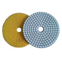 Buy cheap 3 Step Dry Diamond Polishing Pads For Concrete / Marble Floor from wholesalers