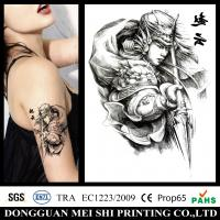 Buy cheap Skin Safe Body Makeup Arm Tattoo Stickers Temporary Non - Toxic Water Transfer from wholesalers