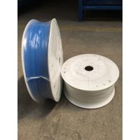 Buy cheap High Tensile Strength PU And PVC Guide In Blue Color For Transmission Industry product