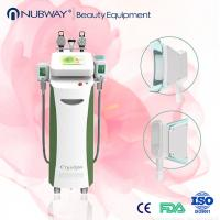 Buy cheap Slimming Machine With Ultrasound Cavitations Frequency , Fat Melting Equipment from wholesalers