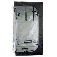 Buy cheap Smart Indoor Mylar Grow Tents with Powder Coated Frame / Homebox Grow Tent from wholesalers