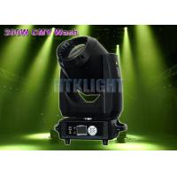 Buy cheap Alpha Wash 50 - 60Hz 200W CMY LED Moving Head For Theater , TV Studios from wholesalers