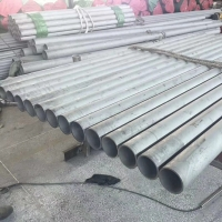 Buy cheap SMO Stainless Steel Welded Pipe Round A312 For Pulp And Paper Industry from wholesalers