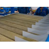 Buy cheap Stainless Steel Plate PU Sandwich Panel Machine Continuous Polyurethane Panel from wholesalers