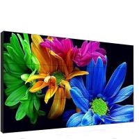 Buy cheap 46 Inch Indoor Video Wall 3x3 3840*2160 Max Resolution Vivid Image Outline from wholesalers