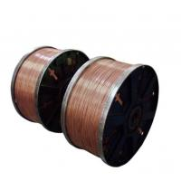 Buy cheap Copper Plated Bead Wire for Making Tire, 0.78mm, High tensile strength,raw tire materials,bead cores from wholesalers
