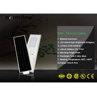 Buy cheap 50W Solar Panel High Lumen Solar Lights For Public Projects from wholesalers