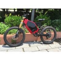 Buy cheap Safety Specialised Electric Mountain Bike Front And Rear Suspension Fork from wholesalers