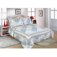 Buy cheap Disperse Printed Home Bed Quilts Durable With 1 Distance Quilting Crafts from wholesalers