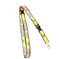 Buy cheap Corloful Sublimation Lanyard Neck Straps For Id Cards With Cute Cartoon Logo from wholesalers