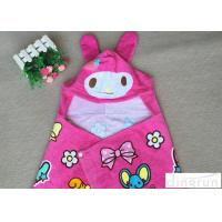 Buy cheap Lightweight Convenient Hooded Poncho Towels Breathable Lovely 60*120cm from wholesalers