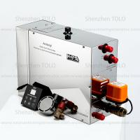 Buy cheap 3kw 220V Portable Steam Generator Stainless steel with auto drain product