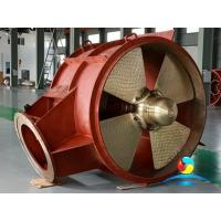 Buy cheap 1020KW Electric Boat Propulsion Systems Controllable Pitched Tunnel Thruster from wholesalers