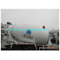 Buy cheap Self loading concrete mixer truck 4x2 6x4 8x4 5 to 18 cubic meters for Africa product