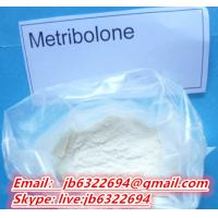 Buy cheap White Powder Steroid Powder Methyltrienolone / Metribolone Acetate For Bodybuilding CAS 965-93-5 from wholesalers
