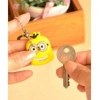 Buy cheap Eco-friendly silicone cute key caps customized durable silicone key cap for gift product