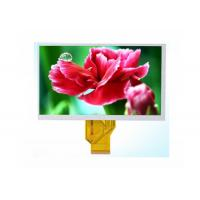 Buy cheap 7 Inch Tft IPS Lcd Moduler Resistive Touchscreen Display 1024 * 600 With LVDS Interface Lcd Panel For Car PC from wholesalers
