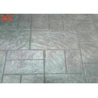 Buy cheap Residential Squares Pre - Mixed Color Hardener For Stamped Concrete With Silica Sand from wholesalers
