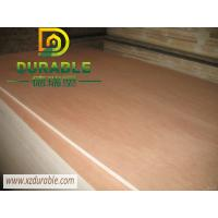 Buy cheap Cheap Price Solid 3MM bb /cc grade E2 glue  red okoume plywood For Furniture and Yatch use from wholesalers