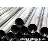 Buy cheap Bright Annealed Stainless Steel Tube ASTM A249 TP304 Tig Welding Stainless Tubing from wholesalers