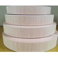 Buy cheap x grain ash edge veneer from wholesalers