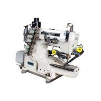 Buy cheap Mechatronic 4 Thread Trimmer Industrial Overlock Sewing Machine No Radiation from wholesalers