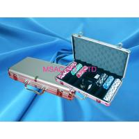 Buy cheap Professional Aluminum Chip Case Easy Carry Poker Chip Box For Carry Chippers from wholesalers