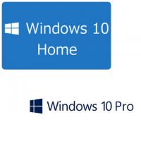 Buy cheap 100% Geniune Online activation Microsoft Windows 10 Home COA sticker DVD pack MS Win 10 Home computer system software from wholesalers