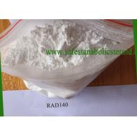 Buy cheap Prohormones Sarms RAD140 anabolic steroids CAS 1182367-47-0 For gaining Muscle from wholesalers