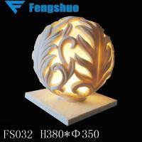 Buy cheap Fengshuo classical Sandstone light of Graden Decoration from wholesalers