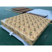 Buy cheap Normal Size Bedroom Using Vacuum Packing Pocket Spring Mattress from wholesalers