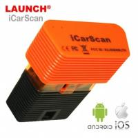 Buy cheap 2018 New LAUNCH X431 iCarScan Auto Diagnostic Tool Full Systems For Android/IOS With 10 Free Software Update Online from wholesalers