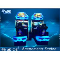 Buy cheap Attract Game Center Equipment Racing Simulator Machine for 2 Players from wholesalers