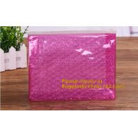 Buy cheap Wholesale Price Anti Shock Plastic PE Material Mailer Slider Air Ziplock Bubble Bag,Bubble ziplock bag/bubble slider bag from wholesalers