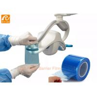 Buy cheap Barrier Film Roll Tape Blue 4 X 6 1200 Sheets For Dental Tattoo With Dispenser Box from wholesalers